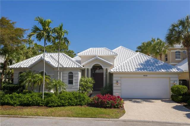 4252 Sanctuary Way, Bonita Springs, FL 34134 (MLS #221027191) :: Tom Sells More SWFL | MVP Realty