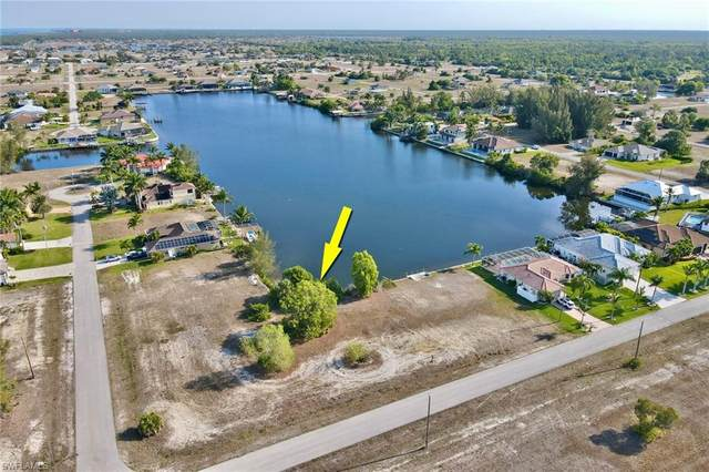 4305 NW 28th Street, Cape Coral, FL 33993 (MLS #221027196) :: Domain Realty
