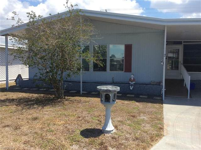 722 Knotty Pine Circle, North Fort Myers, FL 33917 (MLS #221027231) :: #1 Real Estate Services
