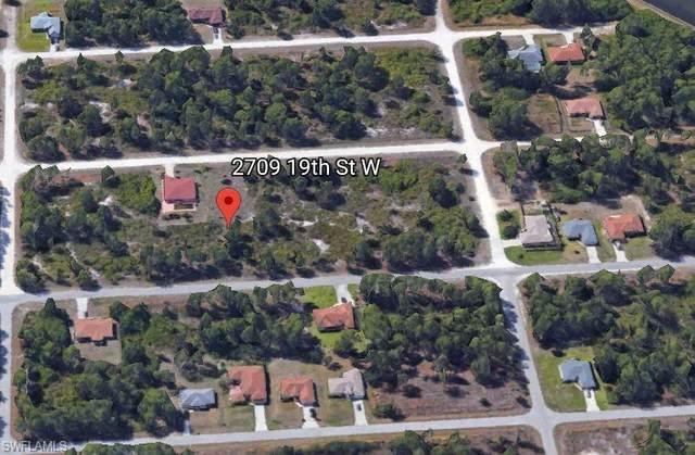 2709 19th Street W, Lehigh Acres, FL 33971 (MLS #221027267) :: BonitaFLProperties