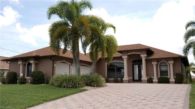 907 NW 18th Street, Cape Coral, FL 33993 (#221027277) :: Southwest Florida R.E. Group Inc