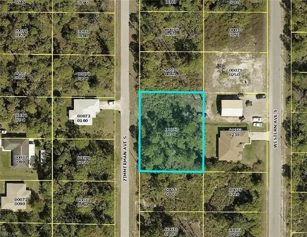 451 Zimmerman Avenue, Lehigh Acres, FL 33974 (MLS #221027296) :: RE/MAX Realty Group
