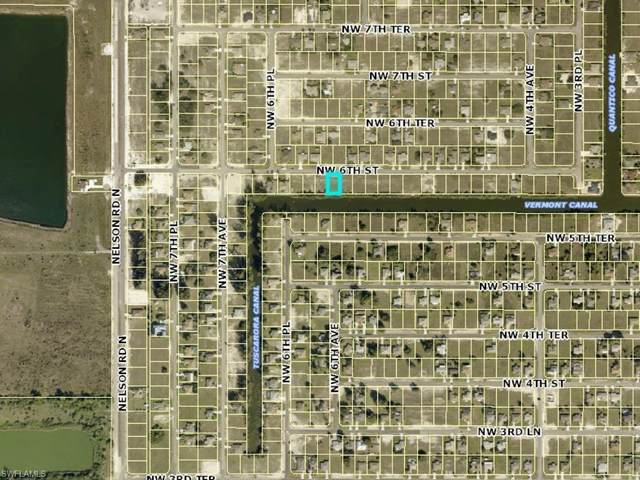 524 NW 6th Street, Cape Coral, FL 33993 (MLS #221027449) :: NextHome Advisors