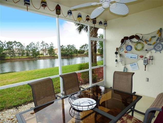 10133 Colonial Country Club Boulevard #1307, Fort Myers, FL 33913 (MLS #221027469) :: Realty World J. Pavich Real Estate
