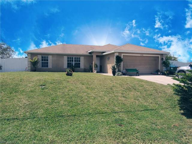 2308 NW 8th Place, Cape Coral, FL 33993 (MLS #221027515) :: Domain Realty