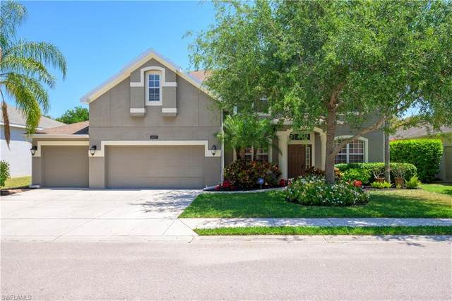 9460 Gladiolus Preserve Circle, Fort Myers, FL 33908 (MLS #221027546) :: Wentworth Realty Group