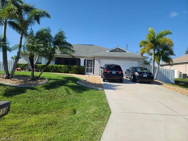 113 NW 13th Street, Cape Coral, FL 33993 (MLS #221027564) :: Medway Realty