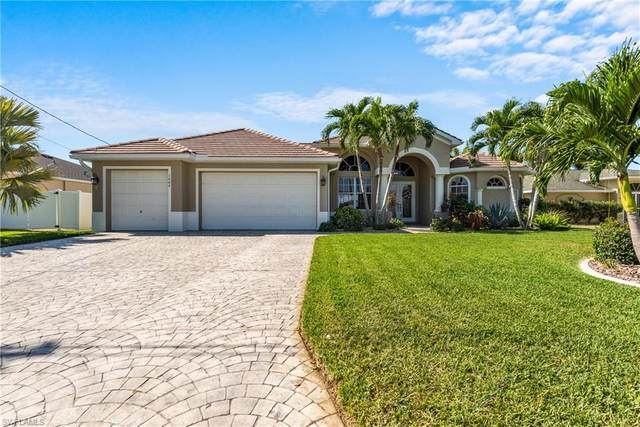 1404 SE 13th Terrace, Cape Coral, FL 33990 (MLS #221027601) :: Wentworth Realty Group