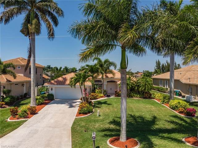 2707 SW 43rd Terrace, Cape Coral, FL 33914 (#221027618) :: Caine Luxury Team