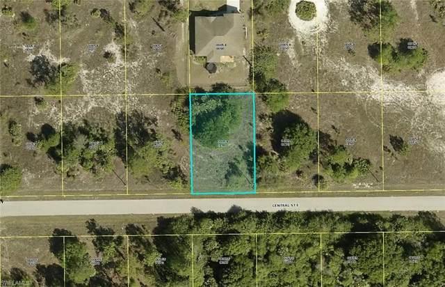 757 Central Street E, Lehigh Acres, FL 33974 (MLS #221027692) :: Dalton Wade Real Estate Group