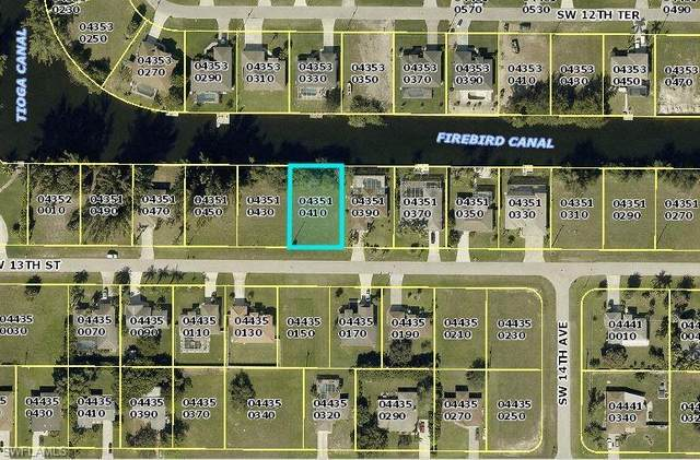 1417 SW 13th Street, Cape Coral, FL 33991 (MLS #221027697) :: Wentworth Realty Group