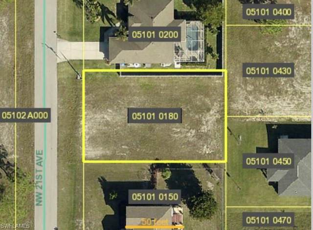 3103 NW 21st Avenue, Cape Coral, FL 33993 (MLS #221027715) :: Team Swanbeck