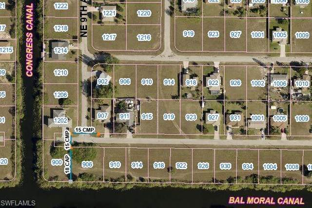 919 NE 12th Street, Cape Coral, FL 33909 (MLS #221027834) :: Wentworth Realty Group