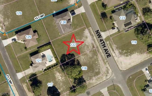 122 NW 4th Avenue, Cape Coral, FL 33993 (MLS #221027849) :: Tom Sells More SWFL | MVP Realty