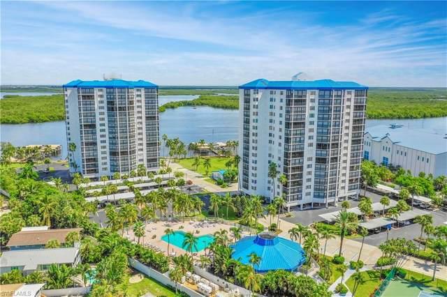 4745 Estero Boulevard #705, Fort Myers Beach, FL 33931 (MLS #221027970) :: Florida Homestar Team