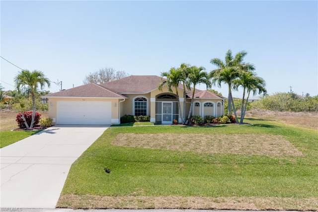 912 NW 3rd Avenue, Cape Coral, FL 33993 (MLS #221028011) :: Realty World J. Pavich Real Estate