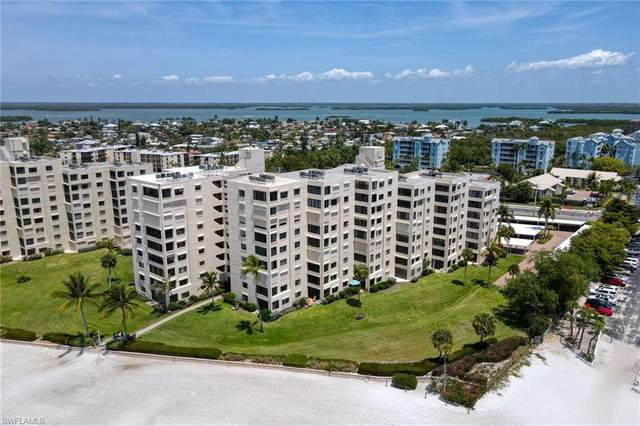 6672 Estero Boulevard A507, Fort Myers Beach, FL 33931 (MLS #221028019) :: Domain Realty