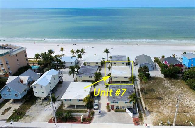 5370 Estero Boulevard #7, Fort Myers Beach, FL 33931 (MLS #221028123) :: #1 Real Estate Services