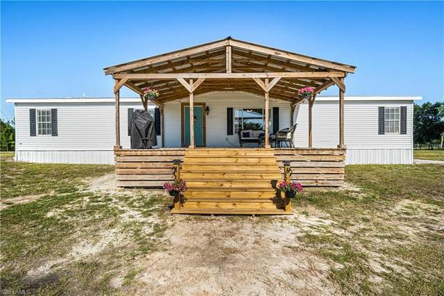 2401 Wendy Road, FORT DENAUD, FL 33935 (MLS #221028166) :: Realty World J. Pavich Real Estate