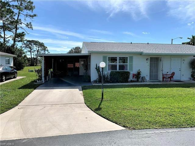 5 Pinewood Boulevard, Lehigh Acres, FL 33936 (MLS #221028223) :: #1 Real Estate Services