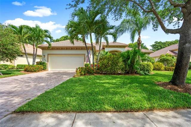 16180 Coco Hammock Way, Fort Myers, FL 33908 (MLS #221028240) :: #1 Real Estate Services