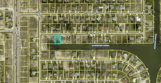 702 SW 28th Street, Cape Coral, FL 33914 (#221028302) :: Southwest Florida R.E. Group Inc