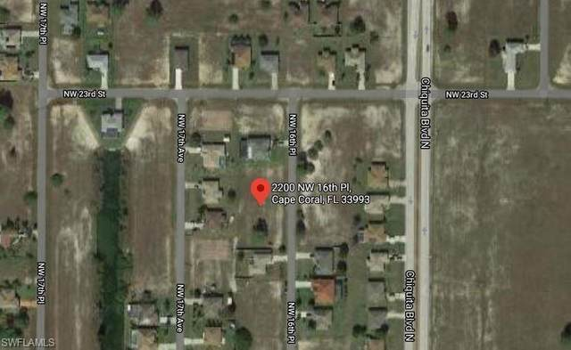 2200 NW 16th Place, Cape Coral, FL 33993 (#221028358) :: Southwest Florida R.E. Group Inc
