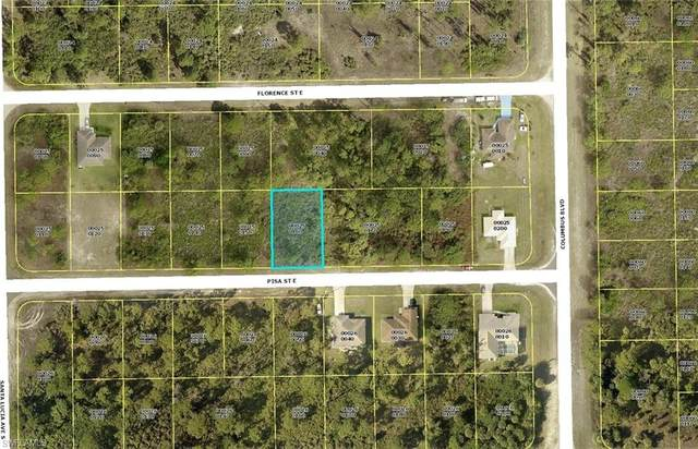 1143 Pisa Street E, Lehigh Acres, FL 33974 (#221028398) :: Southwest Florida R.E. Group Inc