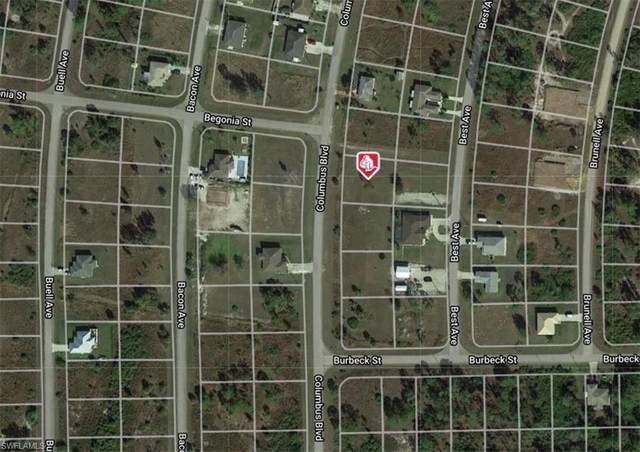 1255 Columbus Boulevard, Fort Myers, FL 33913 (MLS #221028409) :: Domain Realty