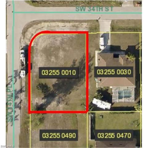 1322 SW 34th Street, Cape Coral, FL 33914 (#221028435) :: Southwest Florida R.E. Group Inc