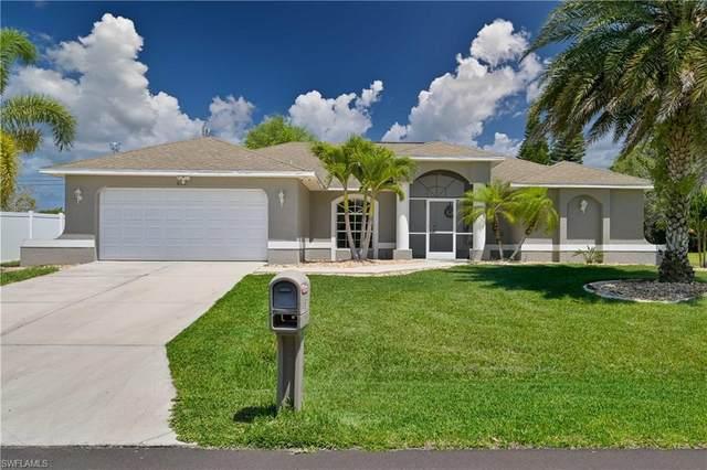 611 SE 27th Terrace, Cape Coral, FL 33904 (MLS #221028471) :: #1 Real Estate Services
