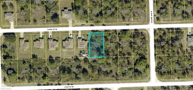2707 52nd Street W, Lehigh Acres, FL 33971 (MLS #221028522) :: Waterfront Realty Group, INC.