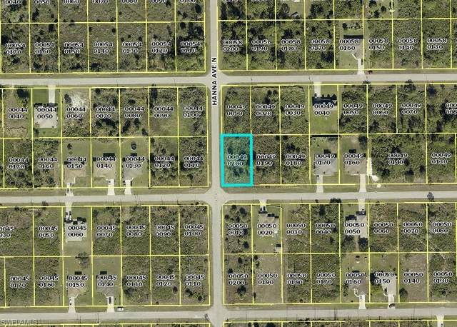 2718 23rd Street W, Lehigh Acres, FL 33971 (MLS #221028535) :: #1 Real Estate Services