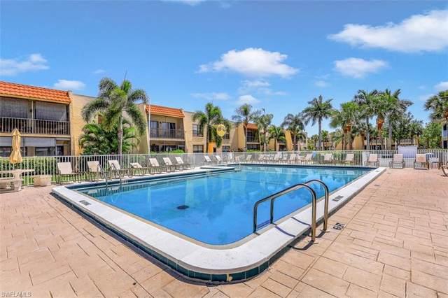 12515 Mcgregor Boulevard #111, Fort Myers, FL 33919 (MLS #221028538) :: Realty World J. Pavich Real Estate