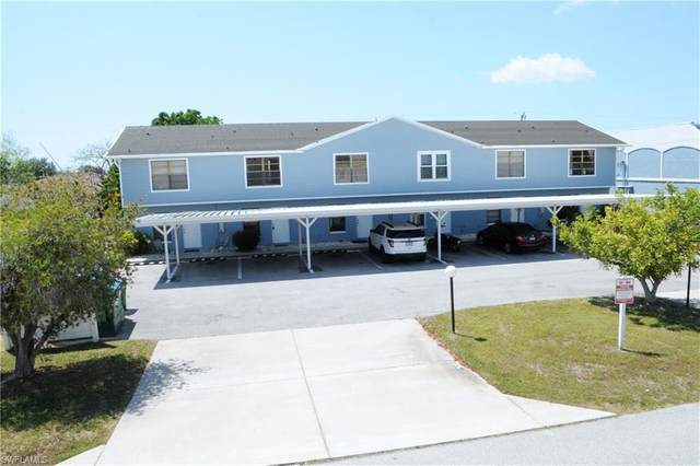 4520 SW 8th Place #2, Cape Coral, FL 33914 (MLS #221028602) :: #1 Real Estate Services