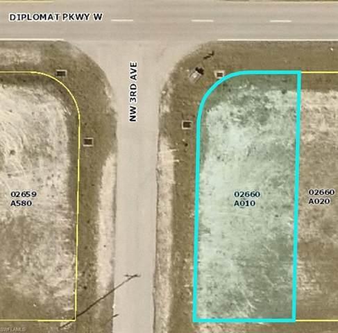 244 Diplomat Parkway W, Cape Coral, FL 33993 (MLS #221028603) :: Domain Realty