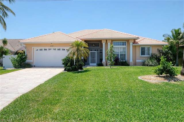 2128 SW 49th Terrace, Cape Coral, FL 33914 (MLS #221028646) :: Clausen Properties, Inc.