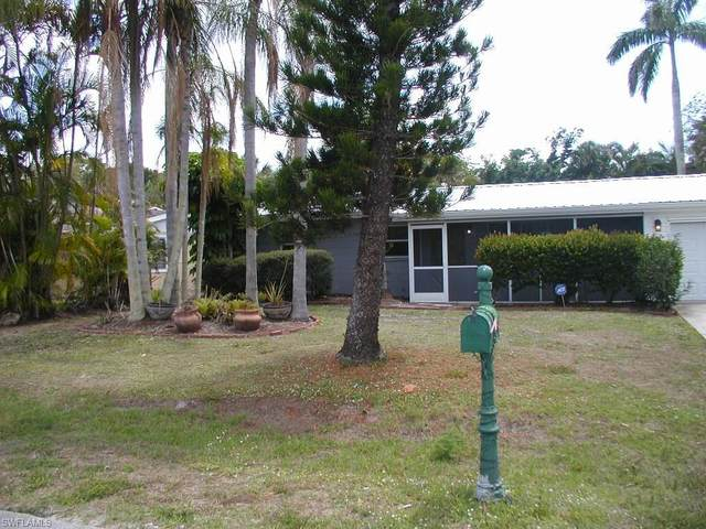 1436 Collins Road, Fort Myers, FL 33919 (MLS #221028714) :: Realty Group Of Southwest Florida