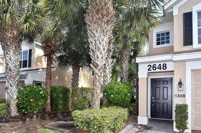 2648 Somerville Loop #1308, Cape Coral, FL 33991 (MLS #221028768) :: #1 Real Estate Services