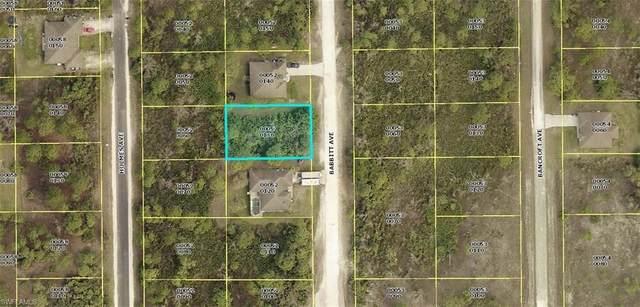858 Babbitt Avenue, Lehigh Acres, FL 33974 (MLS #221028798) :: Realty World J. Pavich Real Estate