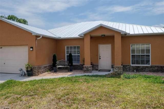 806 Anza Avenue, Lehigh Acres, FL 33971 (MLS #221028835) :: Realty World J. Pavich Real Estate