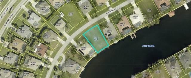 2810 SW 30th Street, Cape Coral, FL 33914 (#221028866) :: We Talk SWFL
