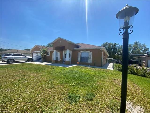 3419 19th Street W, Lehigh Acres, FL 33971 (MLS #221028892) :: #1 Real Estate Services