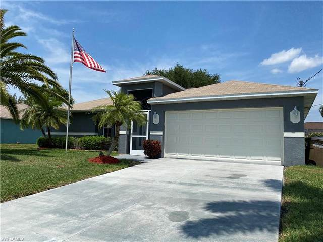 2123 SW 15th Terrace, Cape Coral, FL 33991 (MLS #221028905) :: Tom Sells More SWFL | MVP Realty