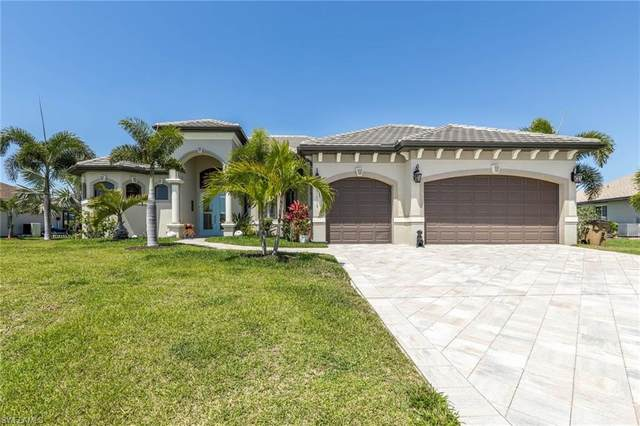 3809 NW 9th Terrace, Cape Coral, FL 33993 (MLS #221028987) :: Realty World J. Pavich Real Estate
