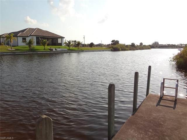 4118 NW 39th Lane, Cape Coral, FL 33993 (MLS #221029016) :: #1 Real Estate Services