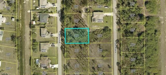 521 Beach Avenue S, Lehigh Acres, FL 33974 (MLS #221029034) :: #1 Real Estate Services