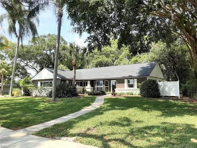 7327 Westmoreland Drive, Sarasota, FL 34243 (MLS #221029035) :: Realty World J. Pavich Real Estate