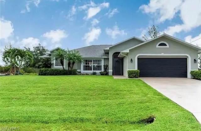 3713 NE 12th Place, Cape Coral, FL 33909 (MLS #221029044) :: #1 Real Estate Services