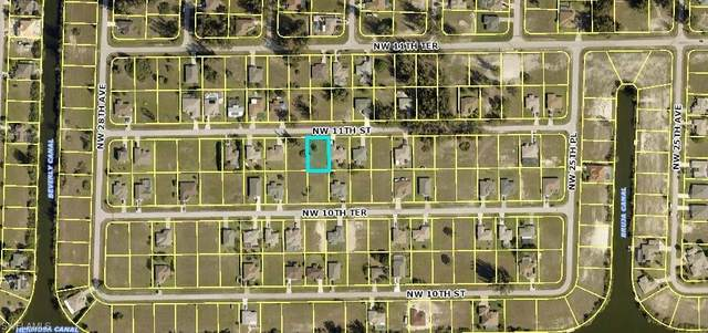 2704 NW 11th Street, Cape Coral, FL 33993 (MLS #221029048) :: Realty World J. Pavich Real Estate
